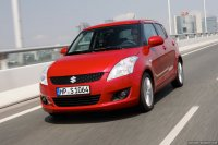 Suzuki Swift – новые ФОТО