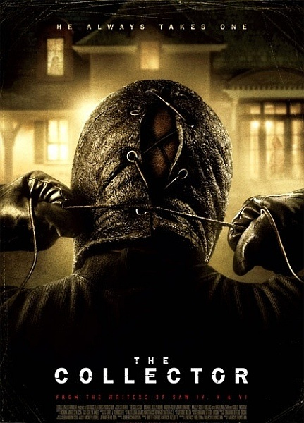 Коллекционер / The Collector (2009) DVDRip
