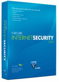F-Secure Internet Security 2009 v9.00.148